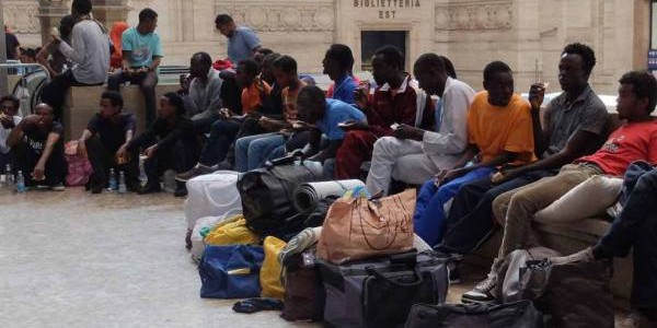 Povertà e malattie: ma i migrati non