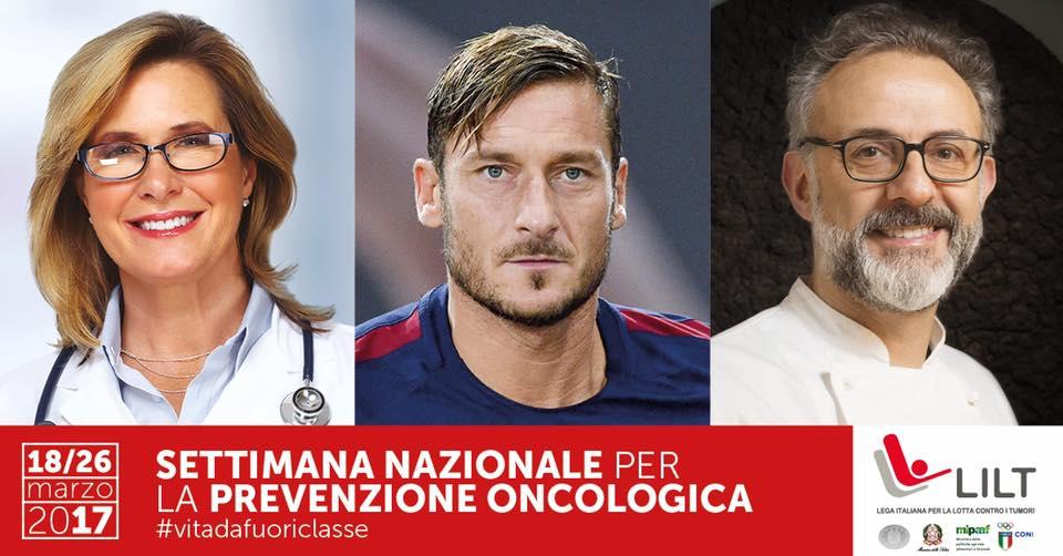 Settimana Nazionale per la Prevenzione Oncologica