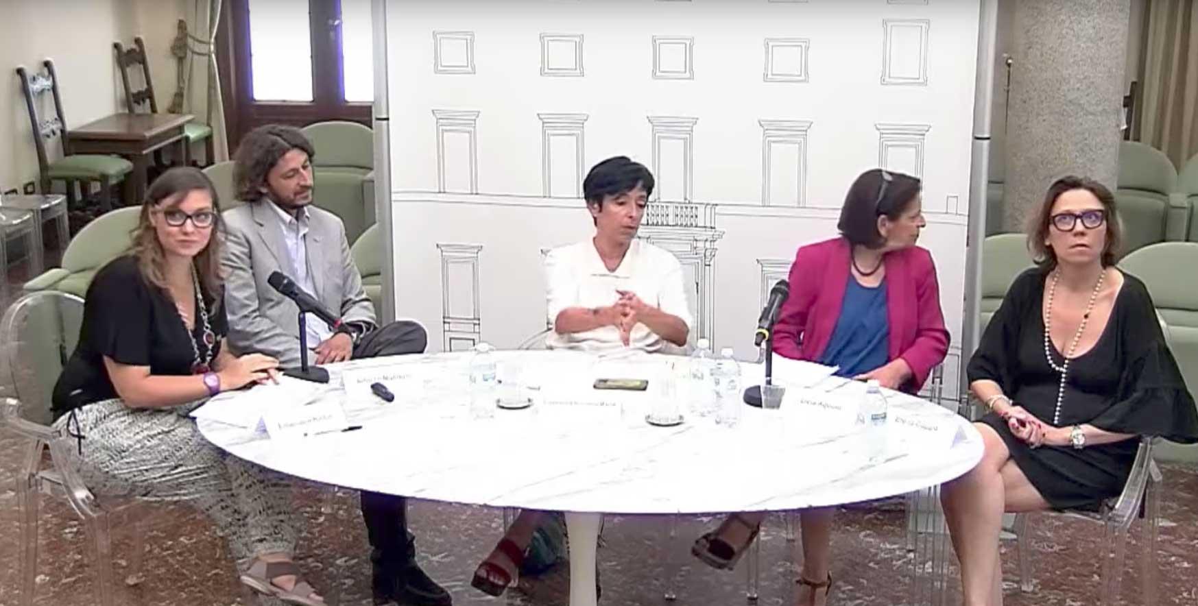 FIOCCHI IN OSPEDALE: L'AMBULATORIO SOCIALE DEL NOSTRO OSPEDALE TRA LE MIGLIORI PRATICHE ITALIANE