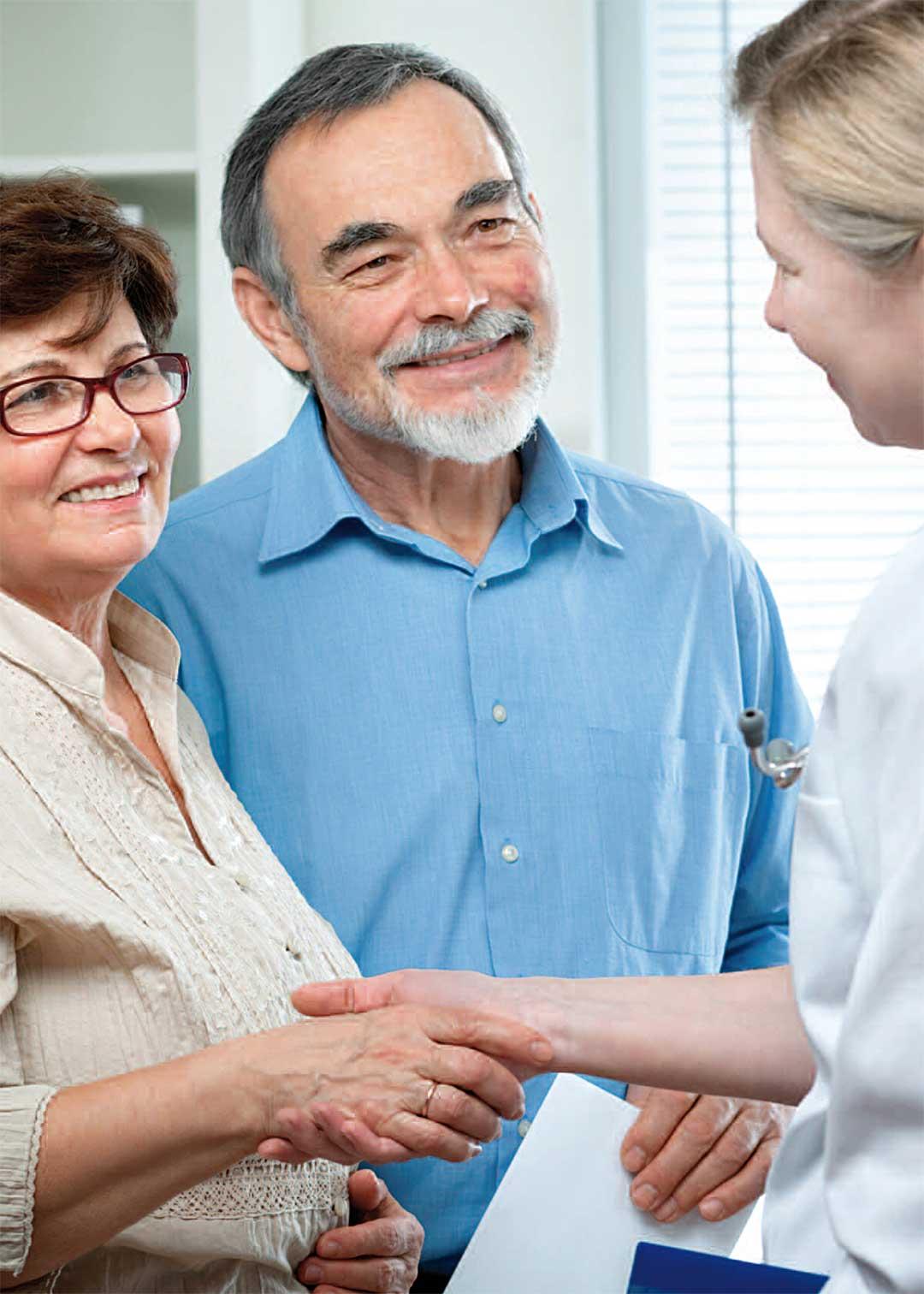 L'ospedale pubblica una guida per i pazienti oncologici