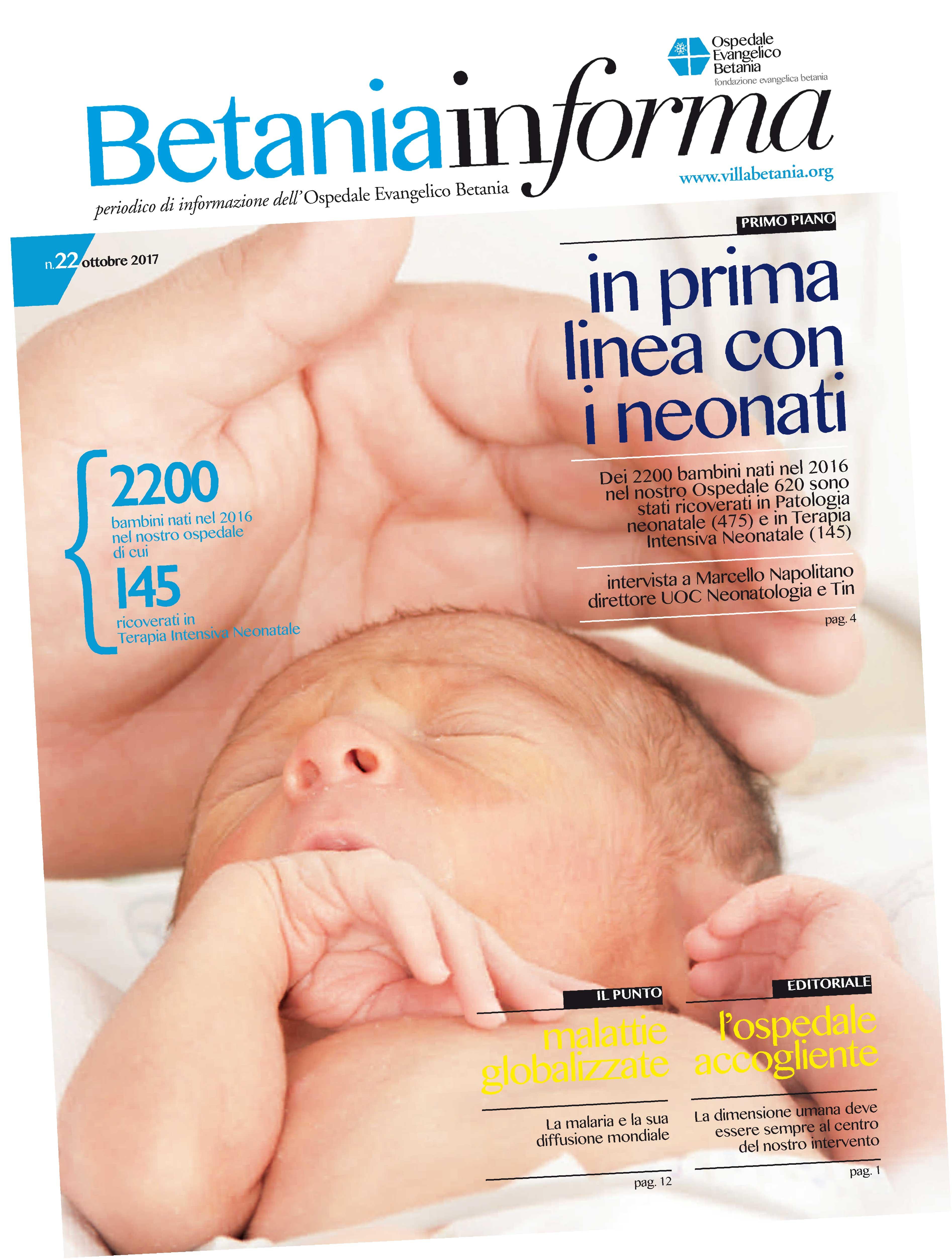 Betania Informa si rinnova per una comunicazione sempre più efficace