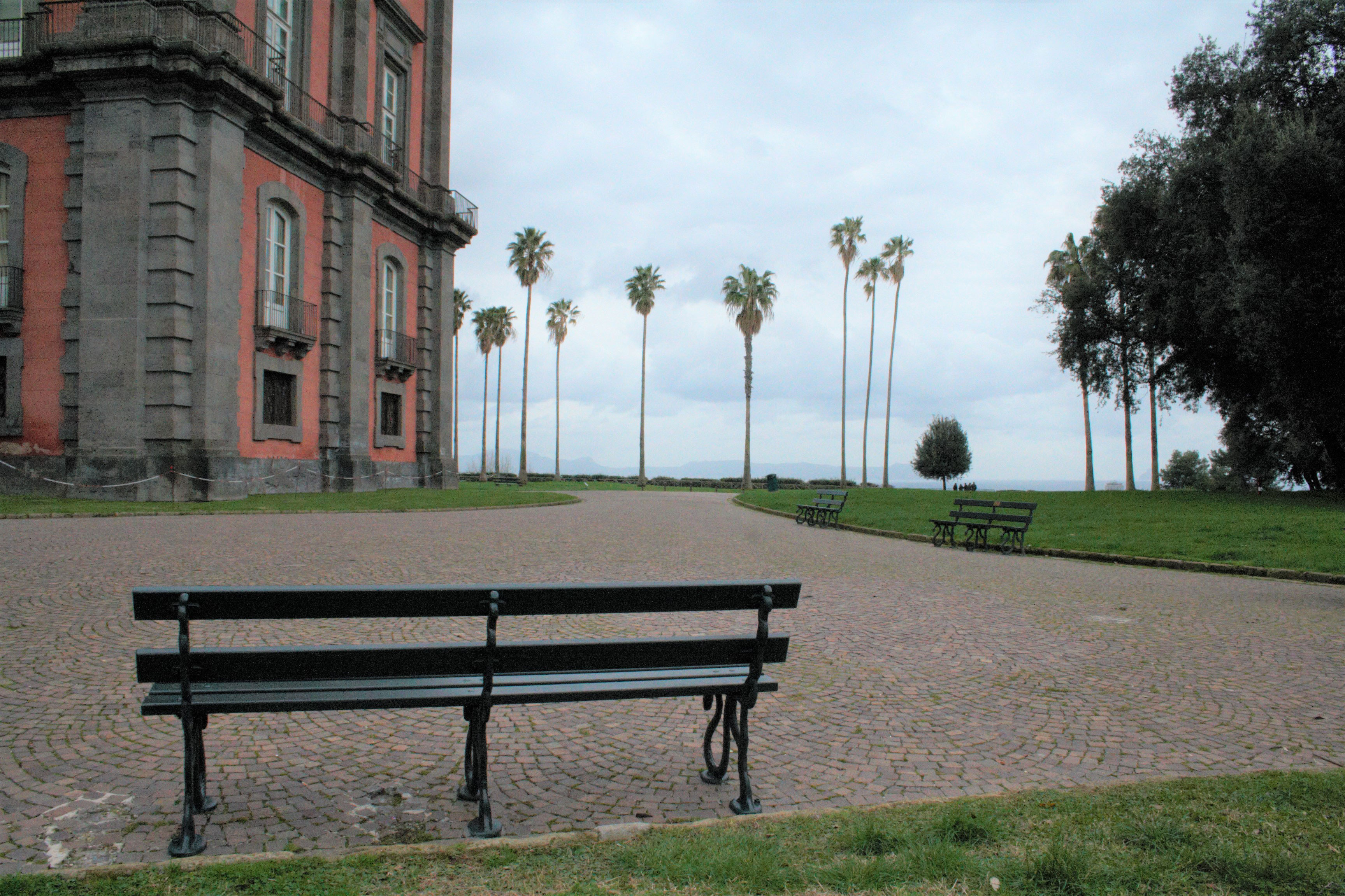 L'Ospedale Evangelico Betania adotta una panchina nel Parco di Capodimonte