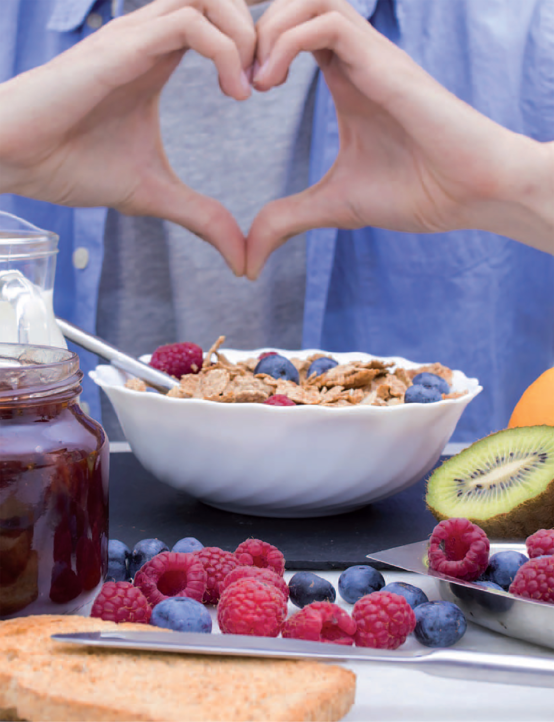 Modificare il comportamento alimentare in 5 mosse