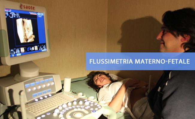 Flussimetria materno-fetale